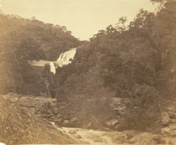 Falls of Papanassum, Tinnevelly District.